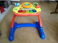 Vtech learn and grow baby walker