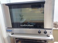Large commercial oven