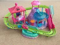 Polly Pocket RollerCoaster