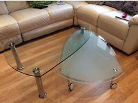 Coffee Table Designer Glass