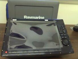 NEW - Raymarine C140W Widescreen Multifunction Display