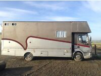 DAF LF 7.5 tonne Horsebox Reduced price