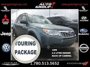 2013 Subaru Forester 2.5X Touring Package | Back up Camera