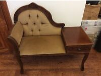 Shabby chic vintage chair. Great condition
