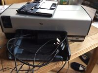 New ink cartridges broken printer Hp deskjet 6940