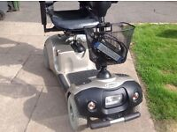 Mercury neo 6 mobility scooter gold colour good condition