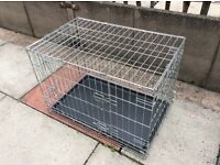 CHOICE OF 2 DOG CAGES £15 each