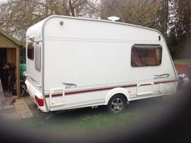 Swift 2003 Lynmere GT two berth touring caravan in fantastic condition.