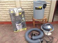 Woodstar Dc04 Dust extractor