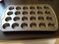 24 hole mini muffin tin