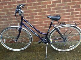 Ladies Claud Butler Classic Bike, Excellent Condition