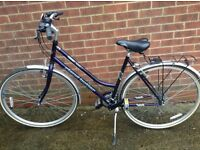 Ladies Claud Butler Classic Bike, Excellent Condition