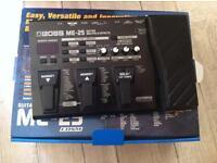 Boss ME-25 Multi Effects Guitar Pedal