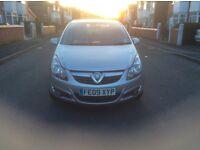 2009 Vauxhall Corsa 1.2 SXI 5dr hatchback petrol manual 1 owner 64000 miles full history £2495
