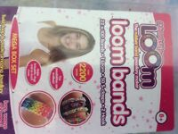 2200 Loom bands 70 packs ideal car boot, birthday gifts £70 or will split