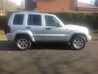 JEEP CHEROKEE LIMITED EXCEPTIONAL CONDITION LOW MILES