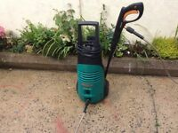 BOSCH Aquatic 120i electric power washer. Power gun with 6m hose. 1800 watts. 120-bar max.