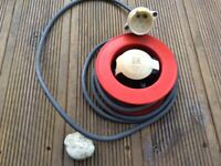 Caravan/camping electric plugs & extension leads