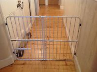 Tuffy Expandable Baby and Pet Gate.