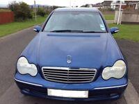 2004 Mercedes Benz 200CDI semi automatic diesel £1950 Ono