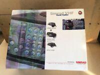 Simrad RD68 DSC vhf radio, boxed new and unused.