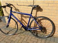 Gents Carrera Gryphon hybrid road bike in excellent condition.