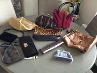 Handbags - Assortment. Sell as one lot only.