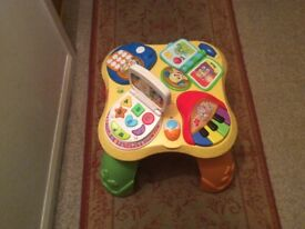 Fisher Price Laugh and Learn Fun with Friends Children walking walker musical toy
