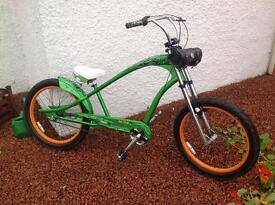 Electra Rat Fink Bicycle . Adults bike in mint condition with nexus 3 speed gears.