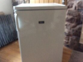 Zanussi undercounter fridge