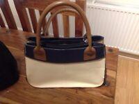 Osprey Leather Handbag