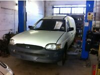 ESCORT VAN FOR SALE VERY CHEAP