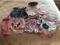 Baby clothes 0-3 months - very good condition