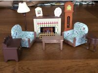 Sylvanian Drawing room/Lounge