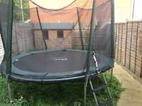 10 feets Outdoor trampoline for sale