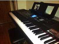 Yamaha DGX 650 fully weighted Digital Piano