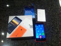 lumia 640 used in box