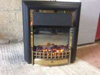 """ELECTRIC FIRE with COAL EFFECT """"SIMPLEX"""""""