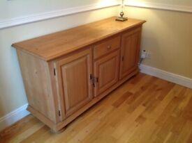Solid Pine Sideboard