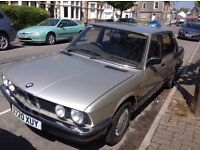 Classic BMW518i immaculate condition