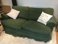 FREE GREEEN SOFA - buyer to collect