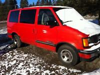 1982 gmc safari van