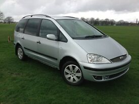 Automatic diesel ford galaxy only 99,000 miles from new ,fsh 🚗🚙