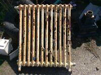 Boiler rads and tank kitchen