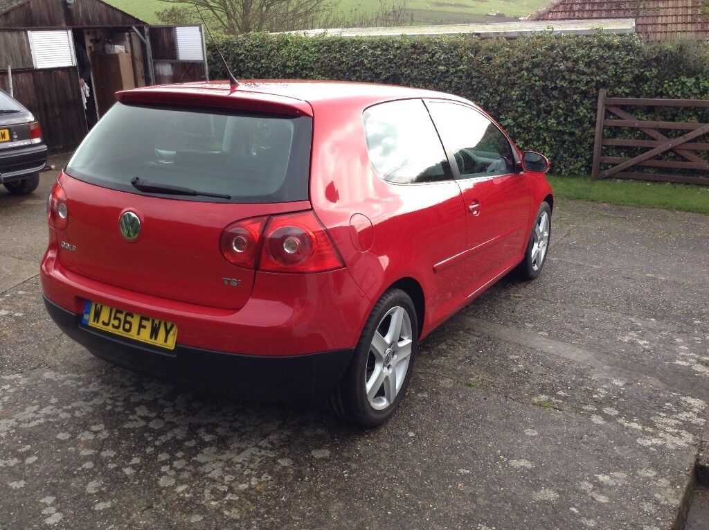 VW Golf 1.4 TSI SPORT 140bhp, 2006, very low mileage, immaculate condition