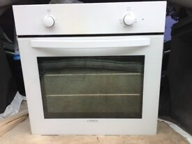 Oven electric built in