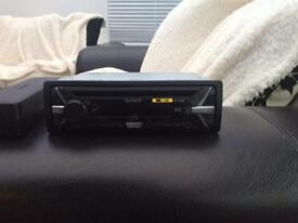 Sony car stereo as new condition