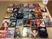 34 Dvd collection