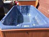 Sunbelt swim spa for sale swimspa
