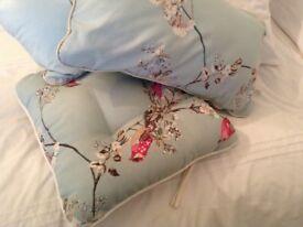 Beautiful birds dunelm cushions